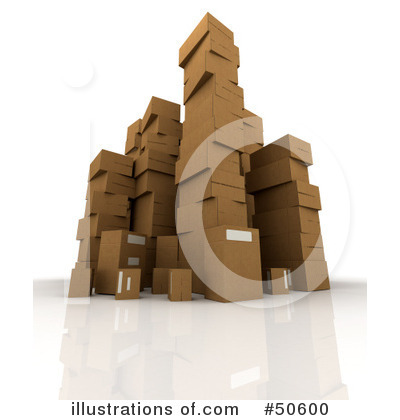 Shipping Clipart #50600 by Frank Boston