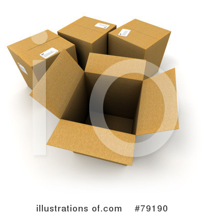 Shipping Clipart #79190 by Frank Boston