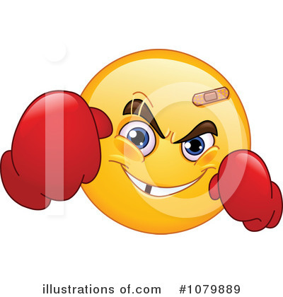 Royalty-Free (RF) Boxing Clipart Illustration by yayayoyo - Stock Sample #1079889