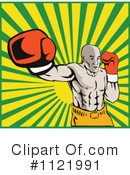 Boxing Clipart #1121991