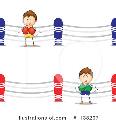 Boxing Clipart #1138207 by Graphics RF