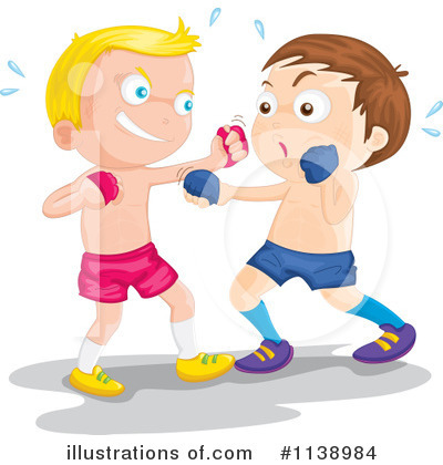Boxing Clipart #1138984 by Graphics RF