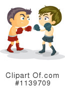 Boxing Clipart #1139709 by Graphics RF