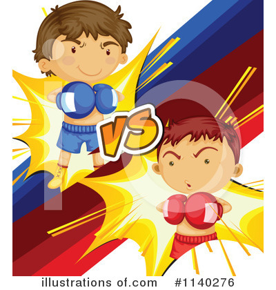 Boxing Clipart #1140276 by Graphics RF