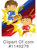 Boxing Clipart #1140276