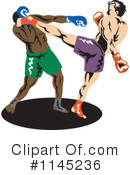 Boxing Clipart #1145236