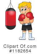 Boxing Clipart #1182654 by visekart