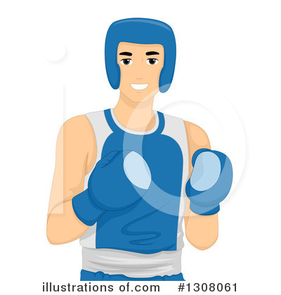 Boxing Clipart #1308061 by BNP Design Studio