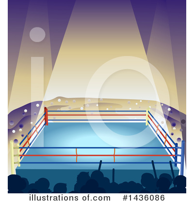 Boxing Clipart #1436086 by BNP Design Studio
