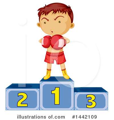 Boxing Clipart #1442109 by Graphics RF