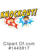 Boxing Clipart #1443817 by Graphics RF