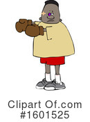 Boxing Clipart #1601525 by djart