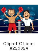 Boxing Clipart #225824