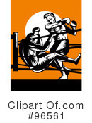 Boxing Clipart #96561 by patrimonio