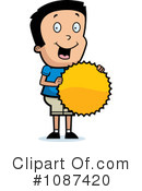 Royalty-Free (RF) boy Clipart Illustration #1087420