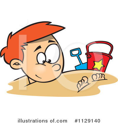 Boy Clipart #1129140 by toonaday