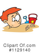 Royalty-Free (RF) Boy Clipart Illustration #1129140