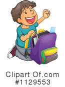 Boy Clipart #1129553 by Graphics RF