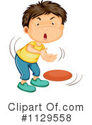 Boy Clipart #1129558 by Graphics RF