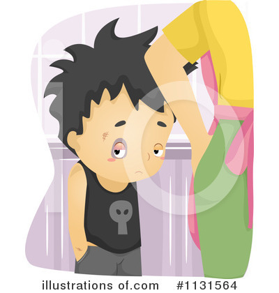 Bullying Clipart #1131564 by BNP Design Studio