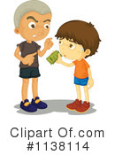 Royalty-Free (RF) Boy Clipart Illustration #1138114