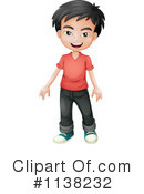 Boy Clipart #1138232 by Graphics RF