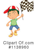 Royalty-Free (RF) boy Clipart Illustration #1138960