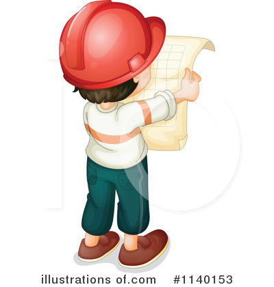 Engineer Clipart #1140153 by Graphics RF