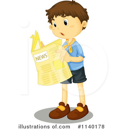 Royalty-Free (RF) Boy Clipart Illustration by Graphics RF - Stock Sample #1140178