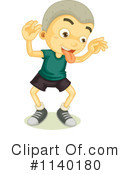 Boy Clipart #1140180 by Graphics RF