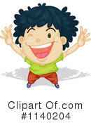 Boy Clipart #1140204 by Graphics RF