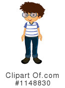 Royalty-Free (RF) Boy Clipart Illustration #1148830