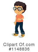 Royalty-Free (RF) Boy Clipart Illustration #1148836