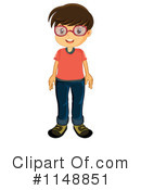 Royalty-Free (RF) Boy Clipart Illustration #1148851