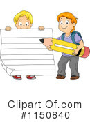 Boy Clipart #1150840 by BNP Design Studio