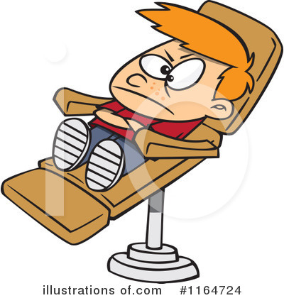 Royalty-Free (RF) Boy Clipart Illustration by toonaday - Stock Sample #1164724