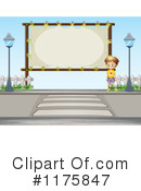 Royalty-Free (RF) Boy Clipart Illustration #1175847