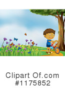 Boy Clipart #1175852 by Graphics RF