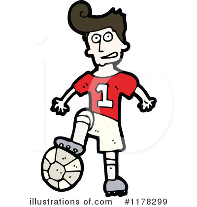 Soccer Clipart #1178299 by lineartestpilot