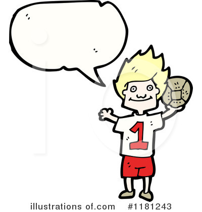Soccer Clipart #1181243 by lineartestpilot