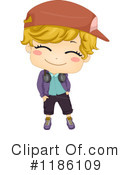 Boy Clipart #1186109 by BNP Design Studio