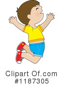 Boy Clipart #1187305 by Maria Bell