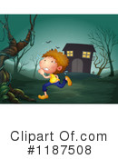 Royalty-Free (RF) Boy Clipart Illustration #1187508