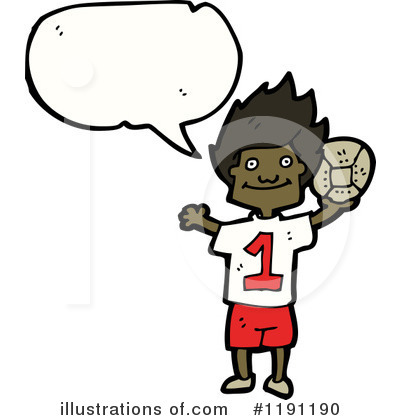 Soccer Clipart #1191190 by lineartestpilot