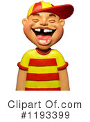 Boy Clipart #1193399 by Amy Vangsgard