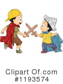 Royalty-Free (RF) Boy Clipart Illustration #1193574