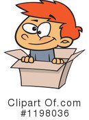 Boy Clipart #1198036 by toonaday