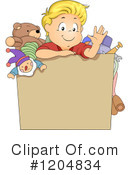 Boy Clipart #1204834 by BNP Design Studio