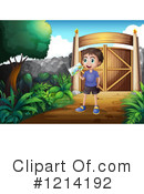Boy Clipart #1214192 by Graphics RF