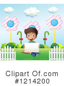 Boy Clipart #1214200 by Graphics RF